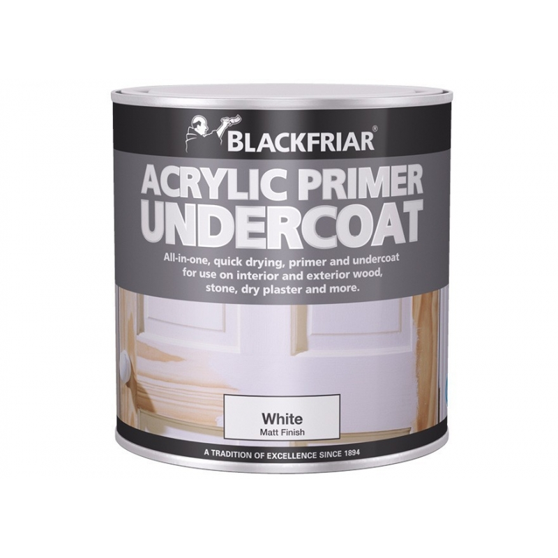 Blackfriar Acrylic Primer Undercoat