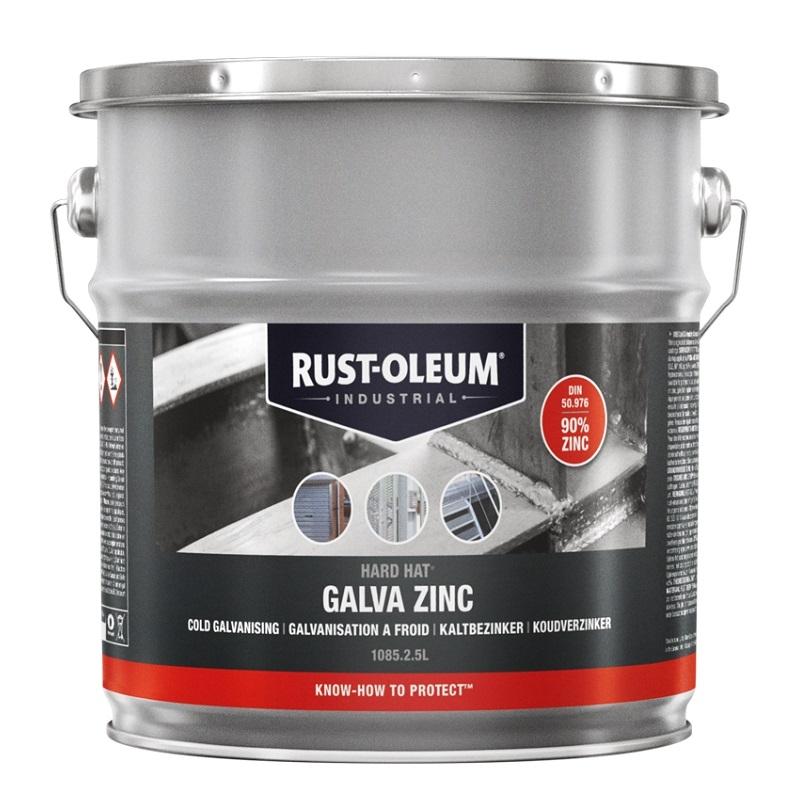 Rust-Oleum Hard Hat 2185/1085 Galva Zinc