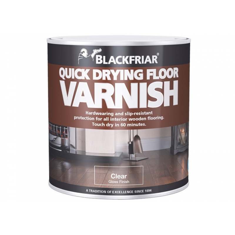 Blackfriar Quick Drying Floor Varnish