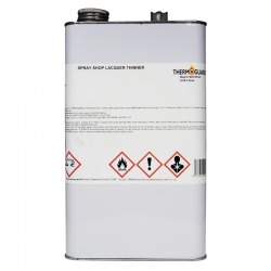 Thermoguard Sprayshop Lacquer Topcoat Thinner