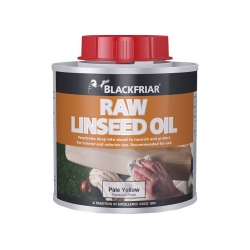 Blackfriar Raw Linseed Oil