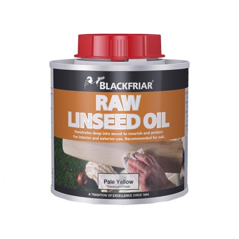 Blackfriar Raw Linseed Oil