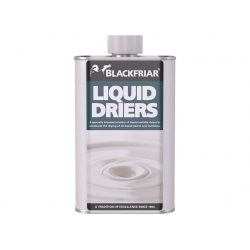 Blackfriar Liquid Driers