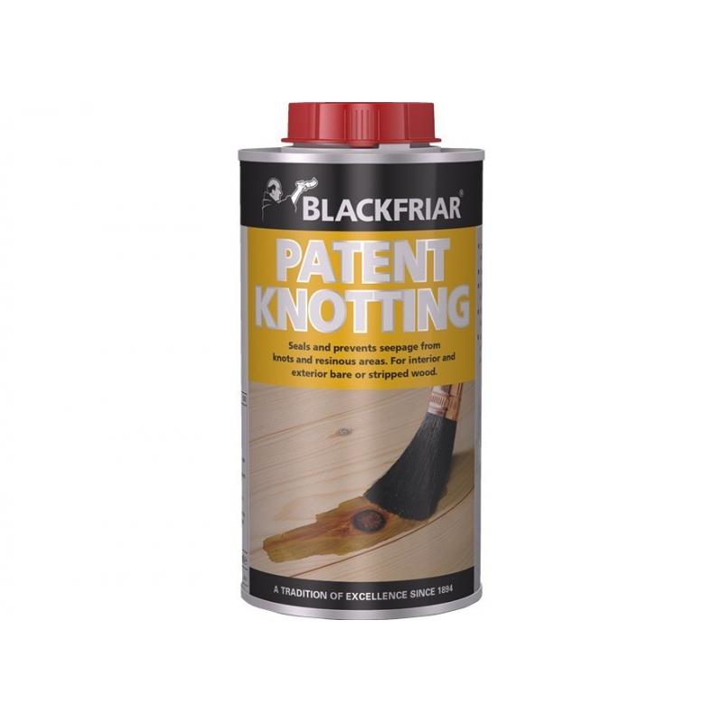 Blackfriar Patent Knotting