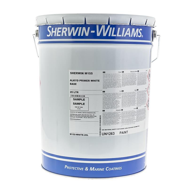 Sherwin Williams Kem Kromik M155 Steel Protection Paint
