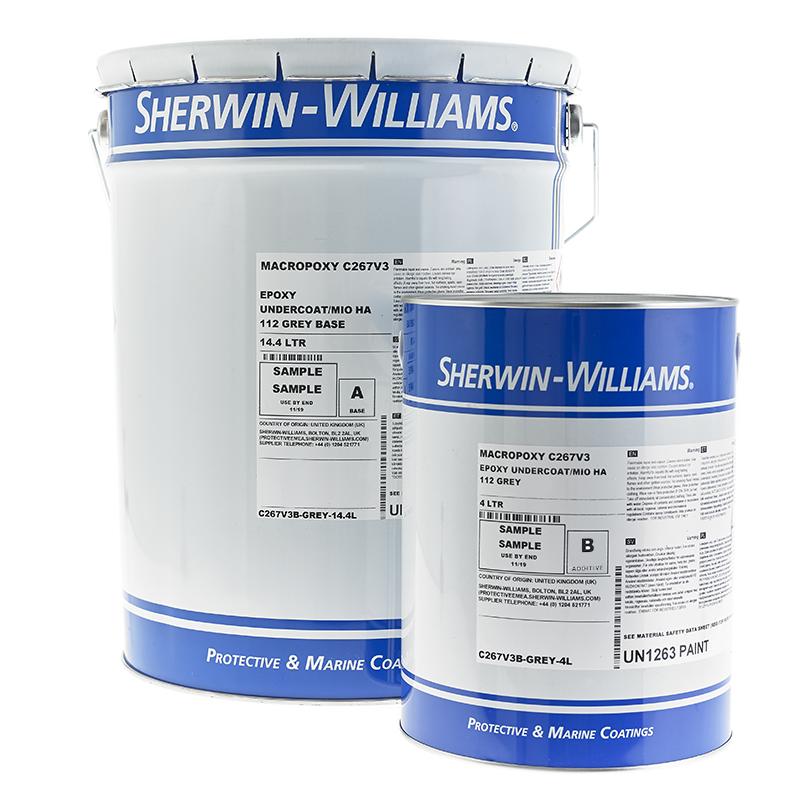 Sherwin Williams Macropoxy 267 C267v3 Rawlins Paints