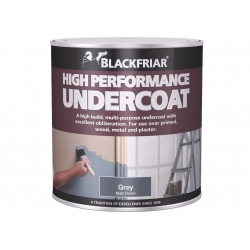 Blackfriar High Performance Undercoat