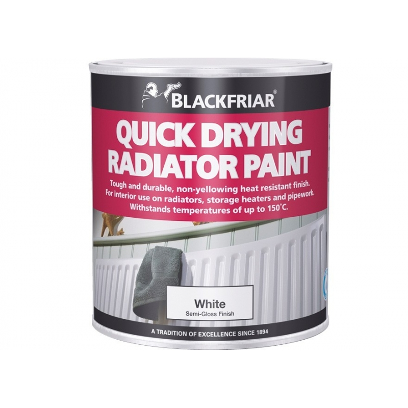 Blackfriar Quick Drying Radiator Paint