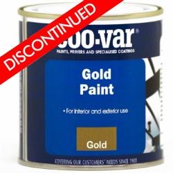Coo-Var Gold Paint