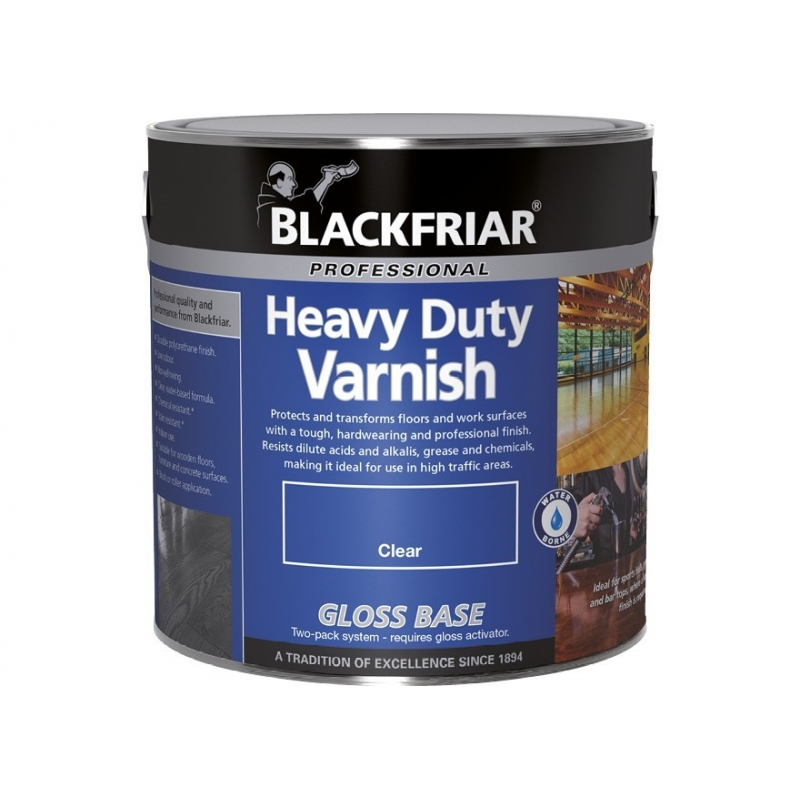 Blackfriar Heavy Duty Varnish