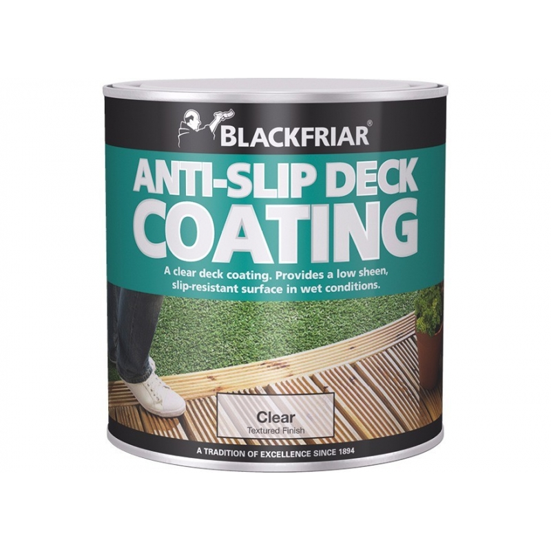 Blackfriar Anti-Slip Deck Coating