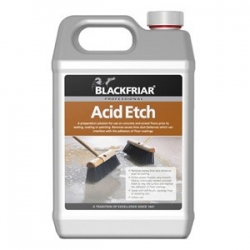 Blackfriar Professional Acid Etch