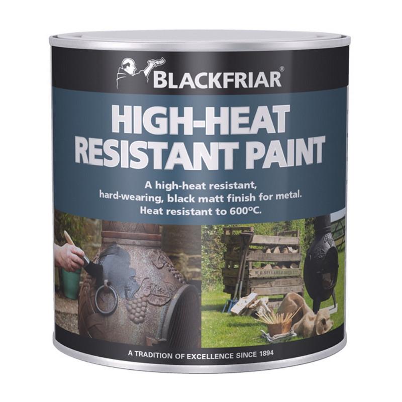 Blackfriar High Heat Resistant Paint Bbq Stove Rawlins