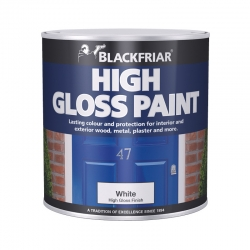 Blackfriar High Gloss Paint