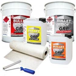 Bullet Roof GRP Kit