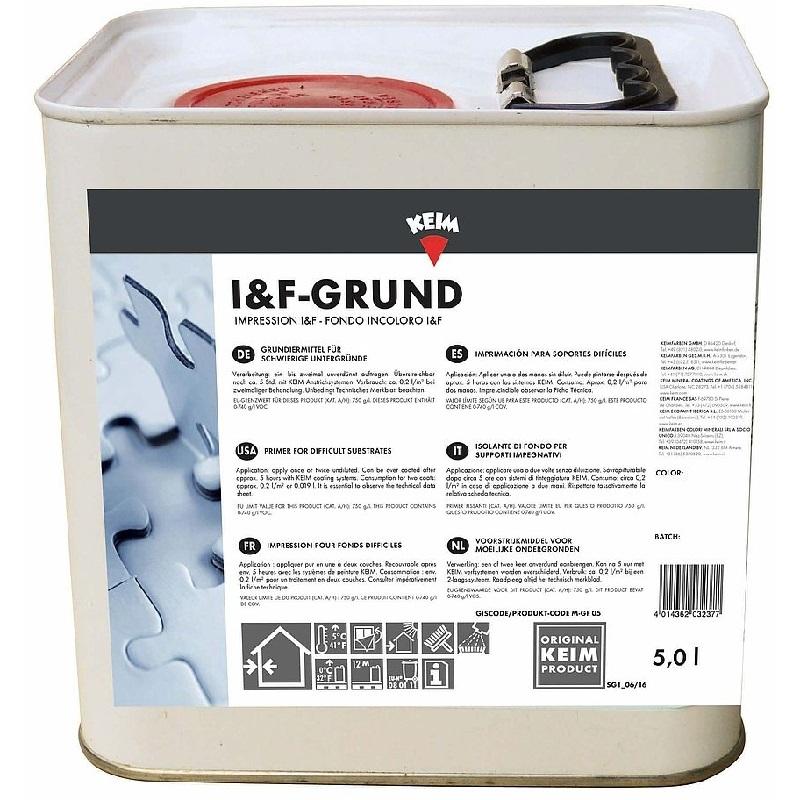 Keim I & F Grund (I.G. Primer)