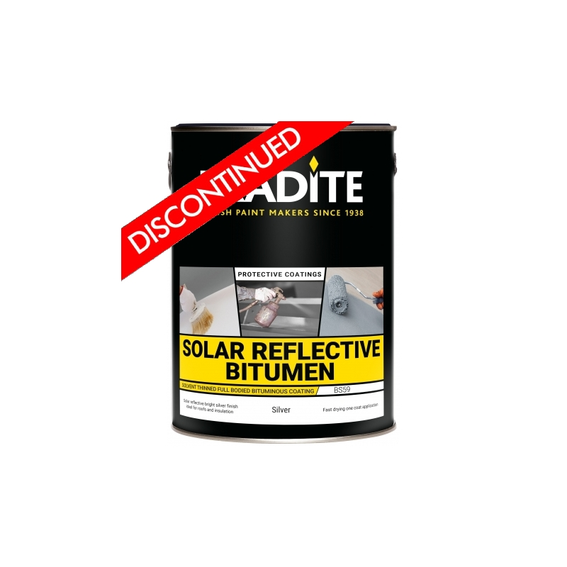Bradite Solar Reflective Bitumen