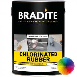 Bradite Chlorinated Rubber