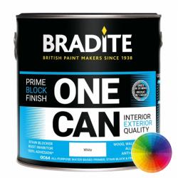 Bradite One Can Eggshell