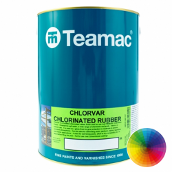 Teamac Chlorvar Chlorinated...