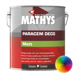 Mathys Paracem Deco Matt
