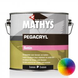 Mathys Pegacryl Satin