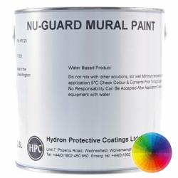 Hydron Nu-Guard Mural Paint