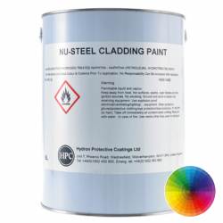 Hydron Nu-Steel Cladding Paint