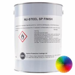 Hydron Nu-Steel SP Finish