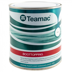 Teamac Boot-topping