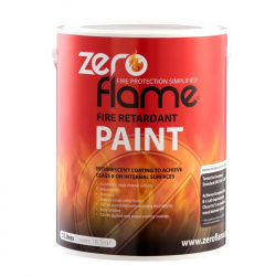 Zeroflame Fire Retardant Paint