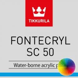 Tikkurila Fontecryl SC 50