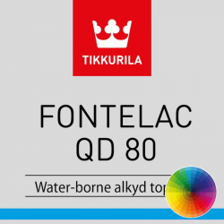 Tikkurila Fontelac QD 80