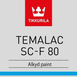 Tikkurila Temalac SC-F 80