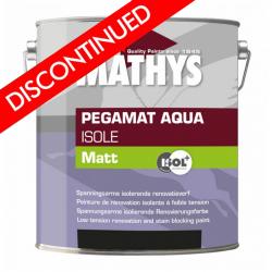 Mathys Pegamat Aqua Isole