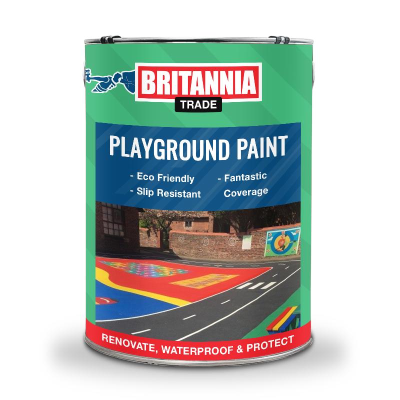 Britannia Playground Paint