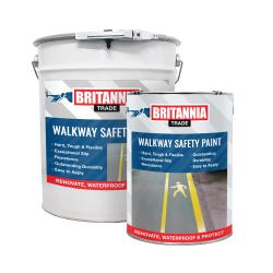 Britannia Walkway Safety...