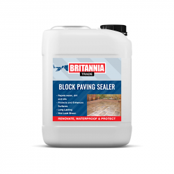 Britannia Block Paving Sealer