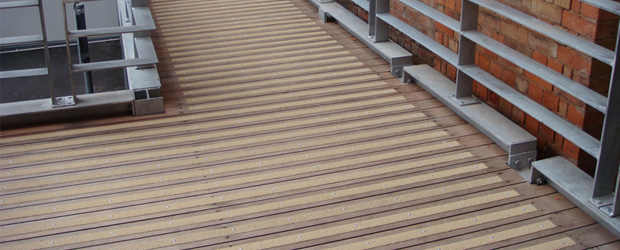 The perils of a slippery deck and how to prevent it