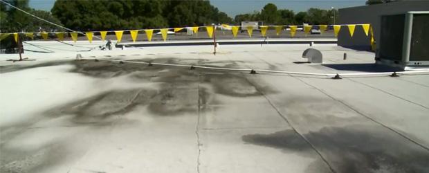Flat Roof Preparation