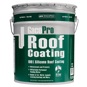 Gacopro Roof Coating Best Usage Advice
