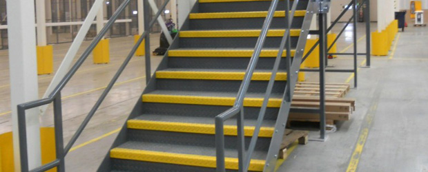 Anti Slip Coatings For Stairs : How to paint stairs in commercial buildings rawlins