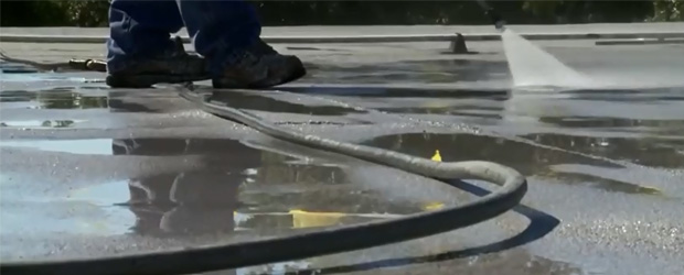 How to repair your flat roof
