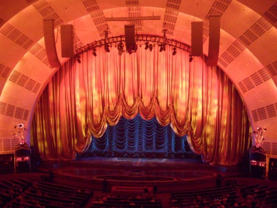 Protect Stage Curtains From Fire