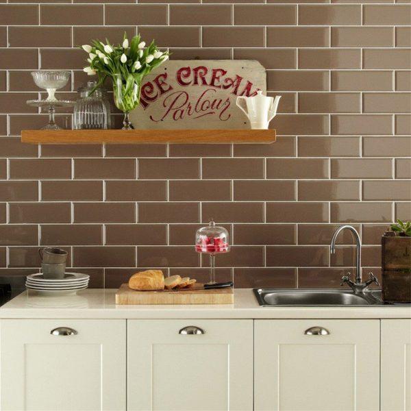 Kitchen DIY: How To Paint Tiles, Cabinets & Worktops