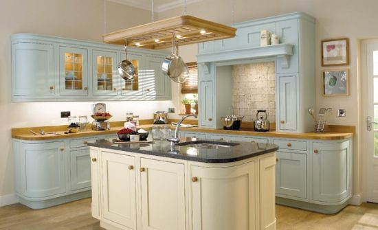 A kitchen good enough for a great British bakeoff