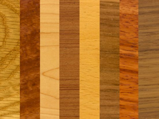 Different types of wood oil