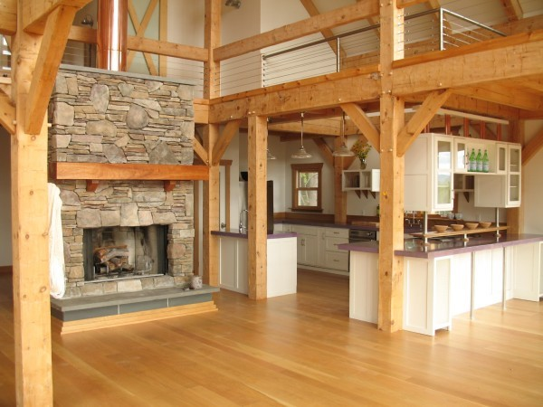 Achieving fire resistance on wood furnishings at home