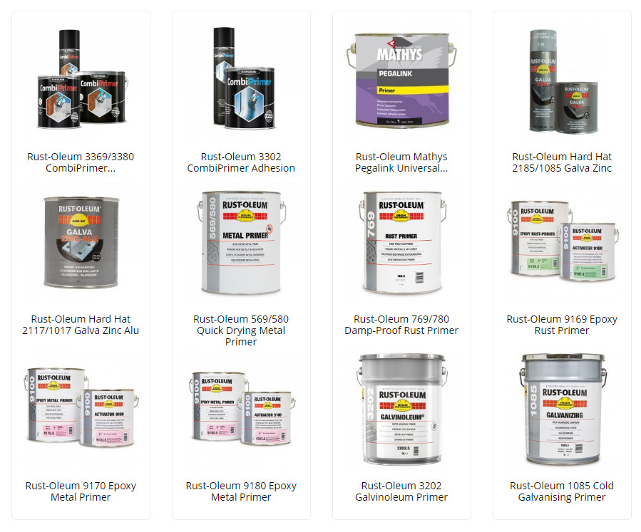 Rust-Inhibiting Metal Primers & How They Work | Rawlins Paints
