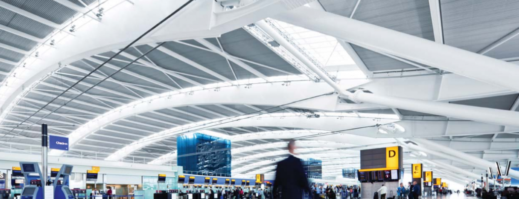 FIRETEX Passive Fire Protection in Airports